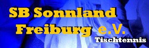 Gästebuch Banner - verlinkt mit http://www.sonnland-tischtennis.de